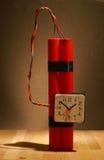 Bomba de relojería Fotos de archivo