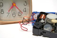 Bomba de relojería fotografía de archivo