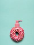 Bomba del buñuelo Foto de archivo libre de regalías