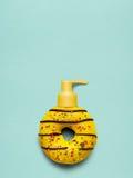 Bomba del buñuelo Imágenes de archivo libres de regalías
