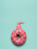 Bomba del buñuelo Imagenes de archivo