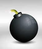 Bomba do vetor Imagem de Stock Royalty Free