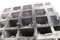BOMBA EN REYHANLI, HATAY Imagen de archivo libre de regalías