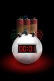 Bomba a orologeria illustrazione vettoriale