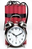 Bomba-relógio Imagens de Stock Royalty Free