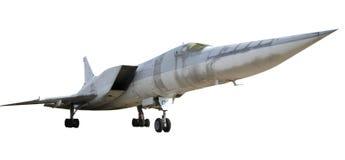 Bombardeiro de Tu-22M Foto de Stock