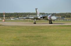 Bombardeiro XH558 de Vulcan Imagem de Stock Royalty Free