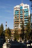 Bombardeo 2003 del poste en Estambul Foto de archivo libre de regalías