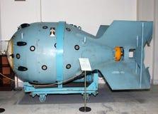 bombardera kärn- Arkivbild