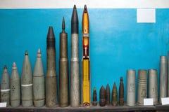 Bombarderar och torpederar Arkivbild