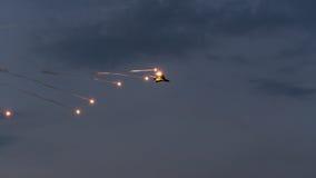 bombarderar sänkning Royaltyfri Foto