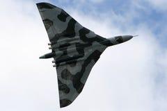 Bombardero de Vulcan Imagen de archivo libre de regalías