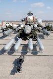 Bombardero del arma Foto de archivo libre de regalías