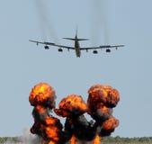 Bombardero pesado fotos de archivo