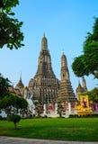 Bombardi Wat Arun. 17 Fotografie Stock Libere da Diritti