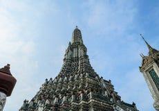 Bombardi Wat Arun. 18 Fotografie Stock Libere da Diritti