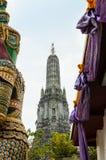 Bombardi Wat Arun. 21 Immagini Stock Libere da Diritti