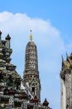 Bombardi Wat Arun. 22 Fotografia Stock
