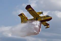Bombardier 415 Superscooper stock image