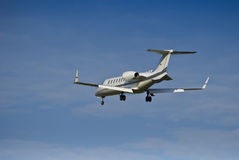 Bombardier Aerospace Learjet 45 - Business Jet Stock Images