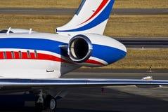 Bombardier BD-700-1A11 5000 globais Fotos de Stock Royalty Free