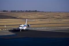 Bombardier BD-700-1A11 5000 globali Immagine Stock Libera da Diritti
