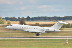 Bombardier BD-700-1A10 Global Express XRS Royalty Free Stock Photography