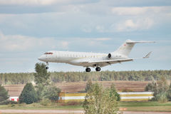 Bombardier BD-700-1A10 Global Express XRS Stock Photo