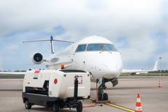 Bombardier Stock Photo