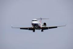 Bombardier crj-100 Stock Fotografie