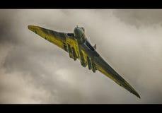 Bombardier d'Avro Vulcan image libre de droits