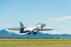 Bombardier de Rockwell B1 Images libres de droits