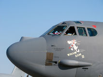 Bombardiere Boeing di B-52 Stratofortress Fotografia Stock