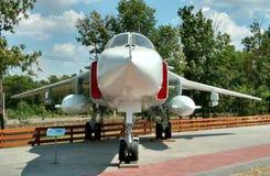 Bombardiere di prima linea Su-24 Fotografia Stock Libera da Diritti