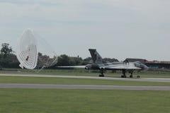 Bombardiere di Vulcan Fotografia Stock