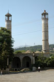 Bombardowanie budynku ruiny w Nagorno Karabakh Fotografia Royalty Free