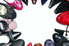 Bombas, zapatos Imagen de archivo libre de regalías