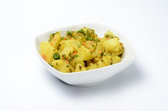 Bombay Aloo Stock Photography