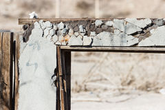 Bombay Beach, California Royalty Free Stock Image