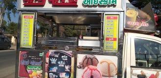 Bombay Chowpatty ice cream royalty free stock image
