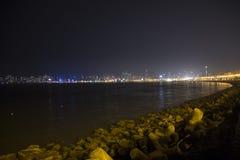 Bombay cityscape Royaltyfri Foto
