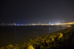 Bombay cityscape Royalty Free Stock Photo