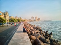 Bombay Gateway_of_India fotografía de archivo