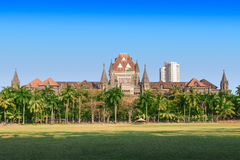 Bombay High Court. At Mumbai is one of the oldest High Courts of India Royalty Free Stock Photo