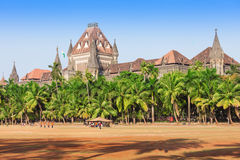 Bombay High Court. At Mumbai is one of the oldest High Courts of India Royalty Free Stock Image