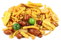 Bombay mix Royalty Free Stock Images