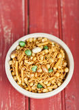 Bombay mix Stock Image