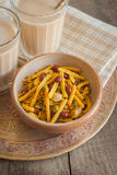 Bombay mix Royalty Free Stock Photography