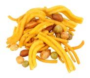 Bombay Mix Savoury Snack Stock Photography