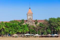 Bombay-Oberster Gerichtshof Stockbilder